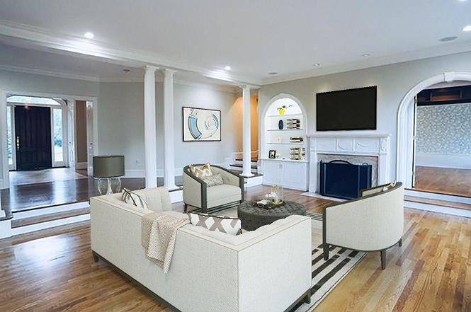Living Room 2 - After